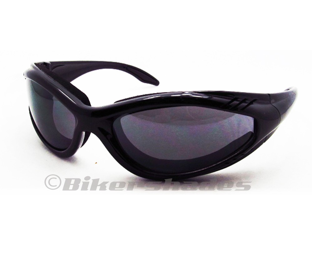 Motorcycle Sunglasses With Foam