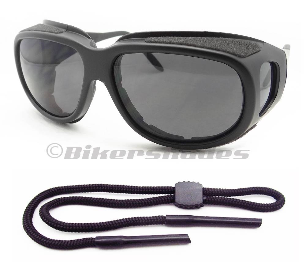 Sunglasses With Side Shields  foam padded motorcycle fit over sunglasses goggles side shields