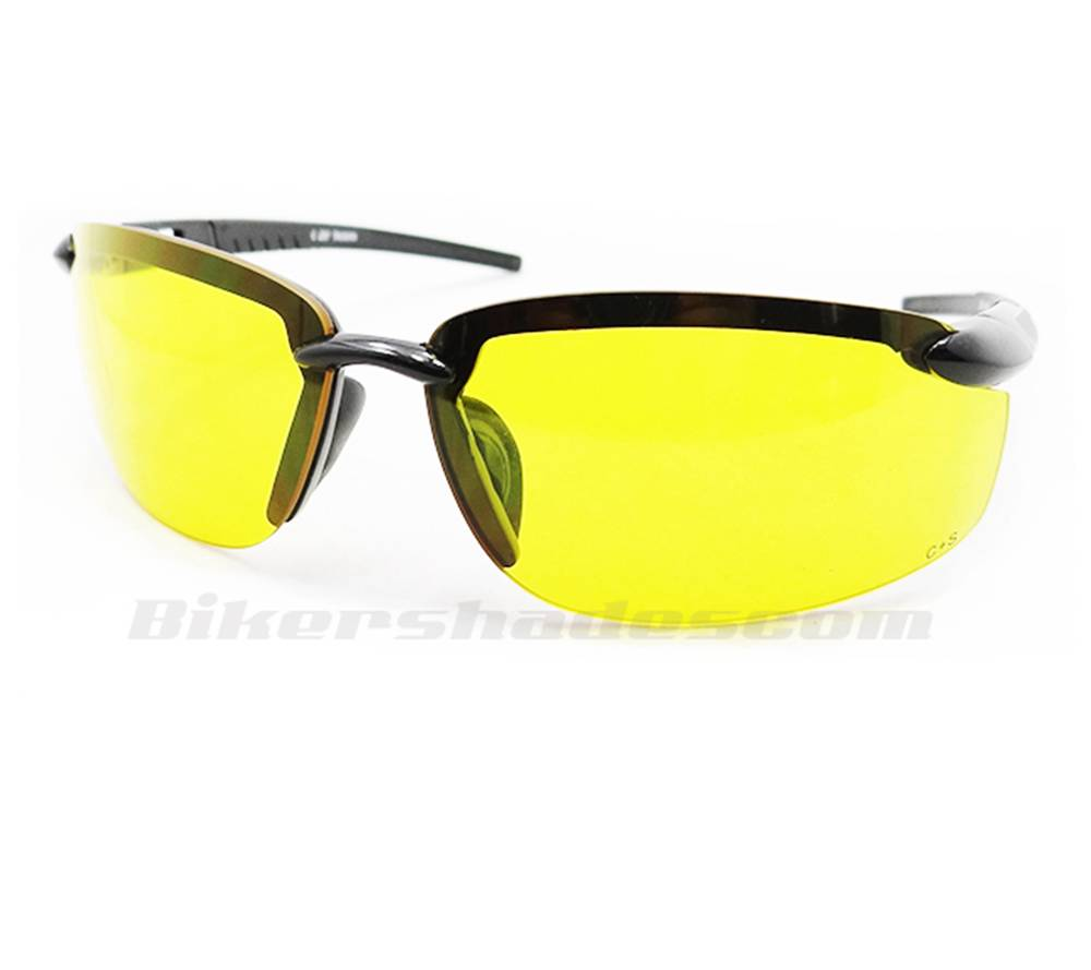 Clear Cycling Glasses