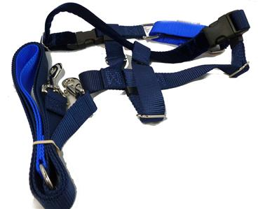 2 Hounds Freedom No Pull Dog Harness Includes Leash Multi