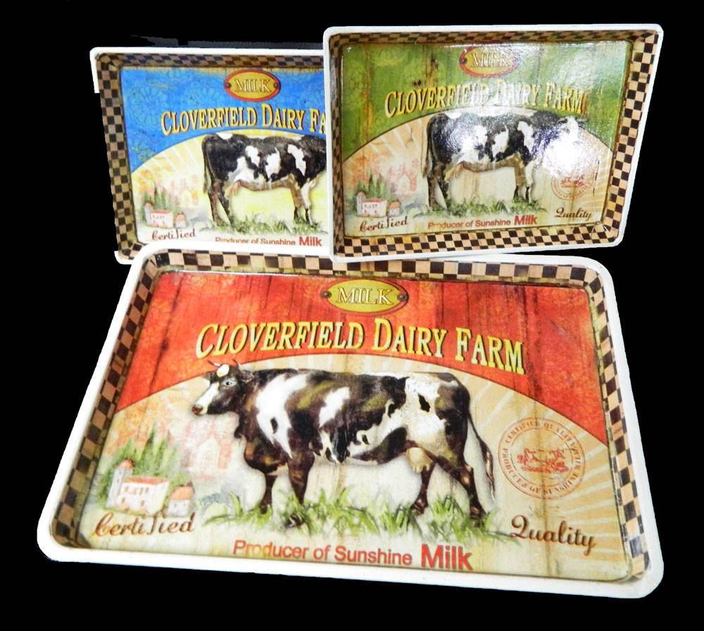Gifts homewares country cows cloverfield dairy 2 for Gifts and homewares