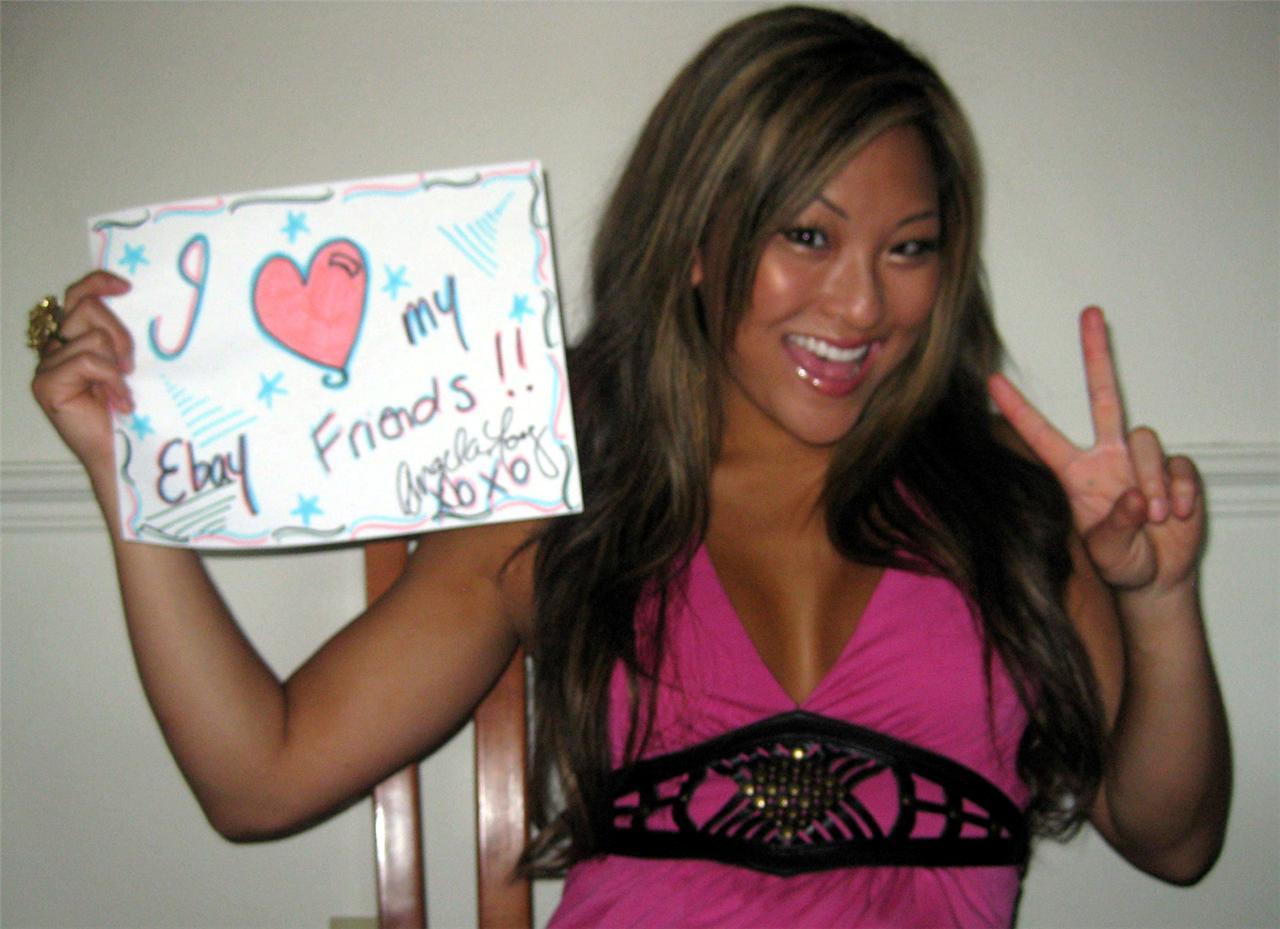 Angela fong nude pics photos