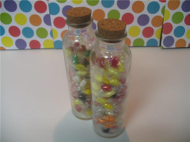 50 350 glass bottles with corks diy wedding favors for Colored glass bottles with corks