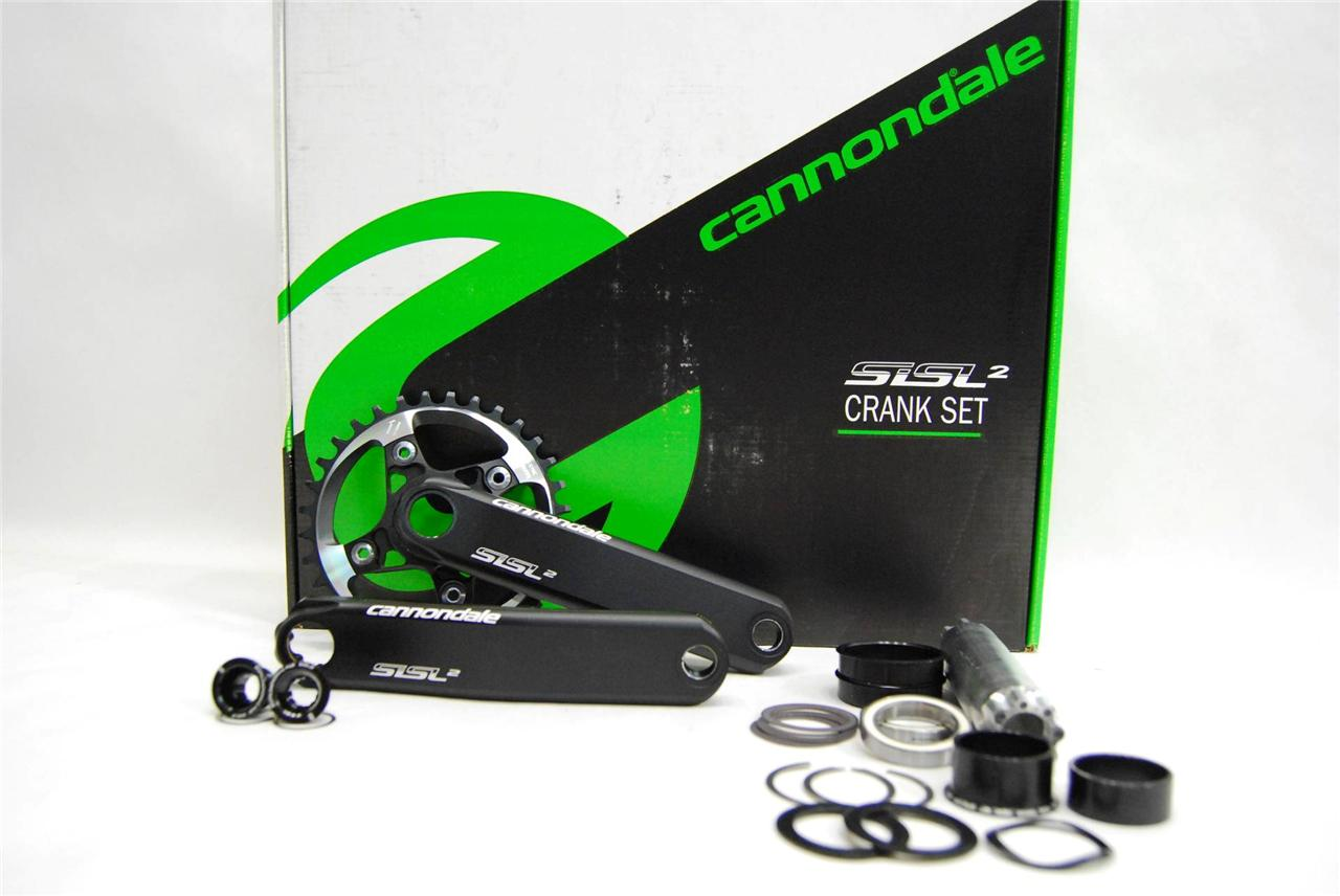 Cannondale-Hollowgram-SiSL2-Crankset-Bottom-Bracket-SRAM-XX1-32T-BB30-NEW