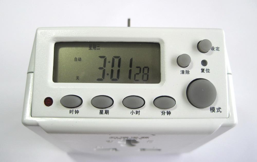 digital timer outlet switch relay counter digitale. Black Bedroom Furniture Sets. Home Design Ideas