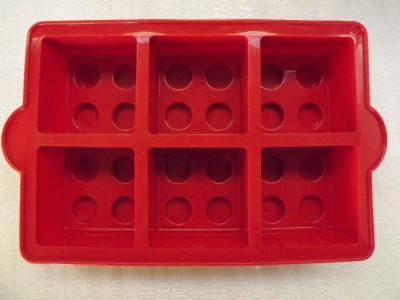 Lego Silicone Brick Birthday Party Cake Pan Mold