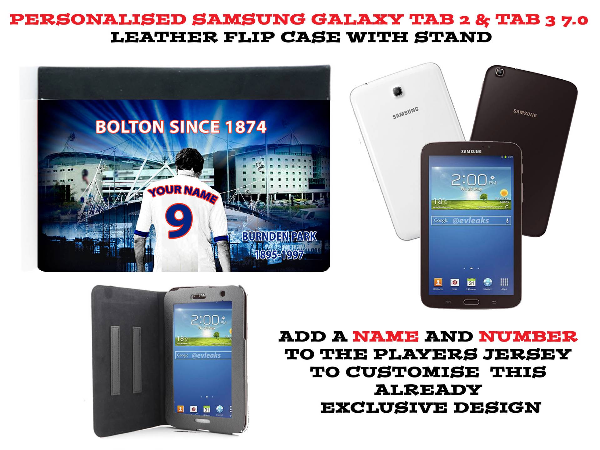 PERSONALISED-UNOFFICIAL-BOLTON-WANDERERS-SAMSUNG-GALAXY-TAB-7-0-PU-LEATHER-CASE