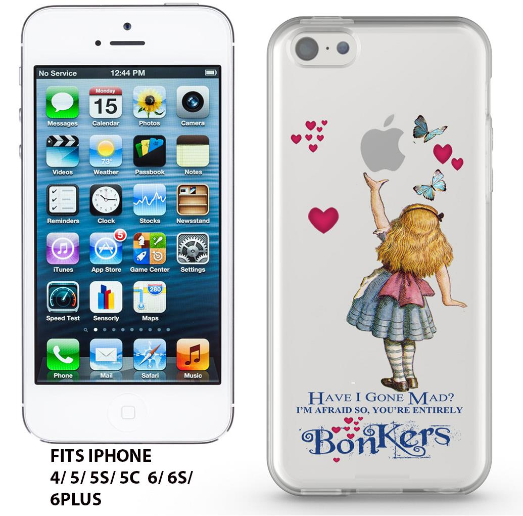 custodia iphone 6 alice