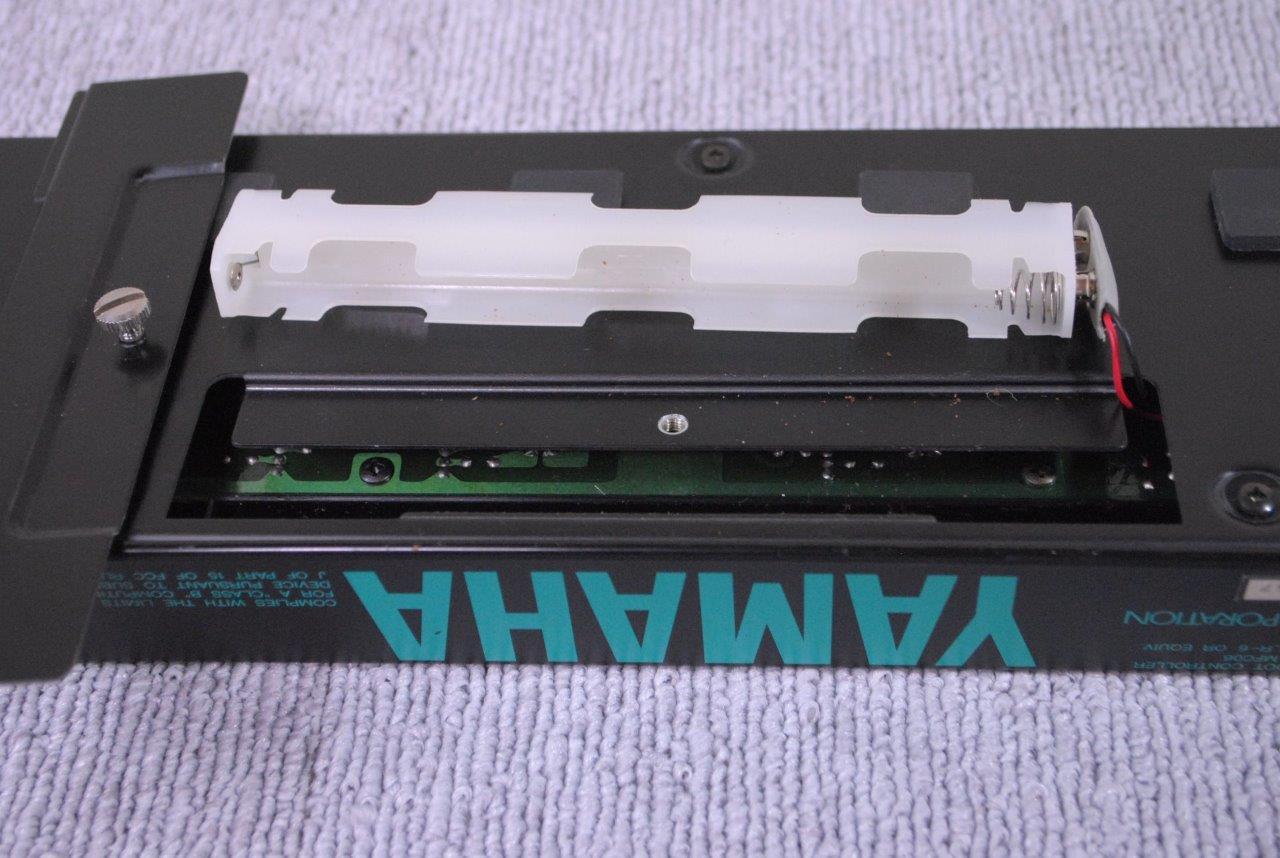 Yamaha fx500 battery