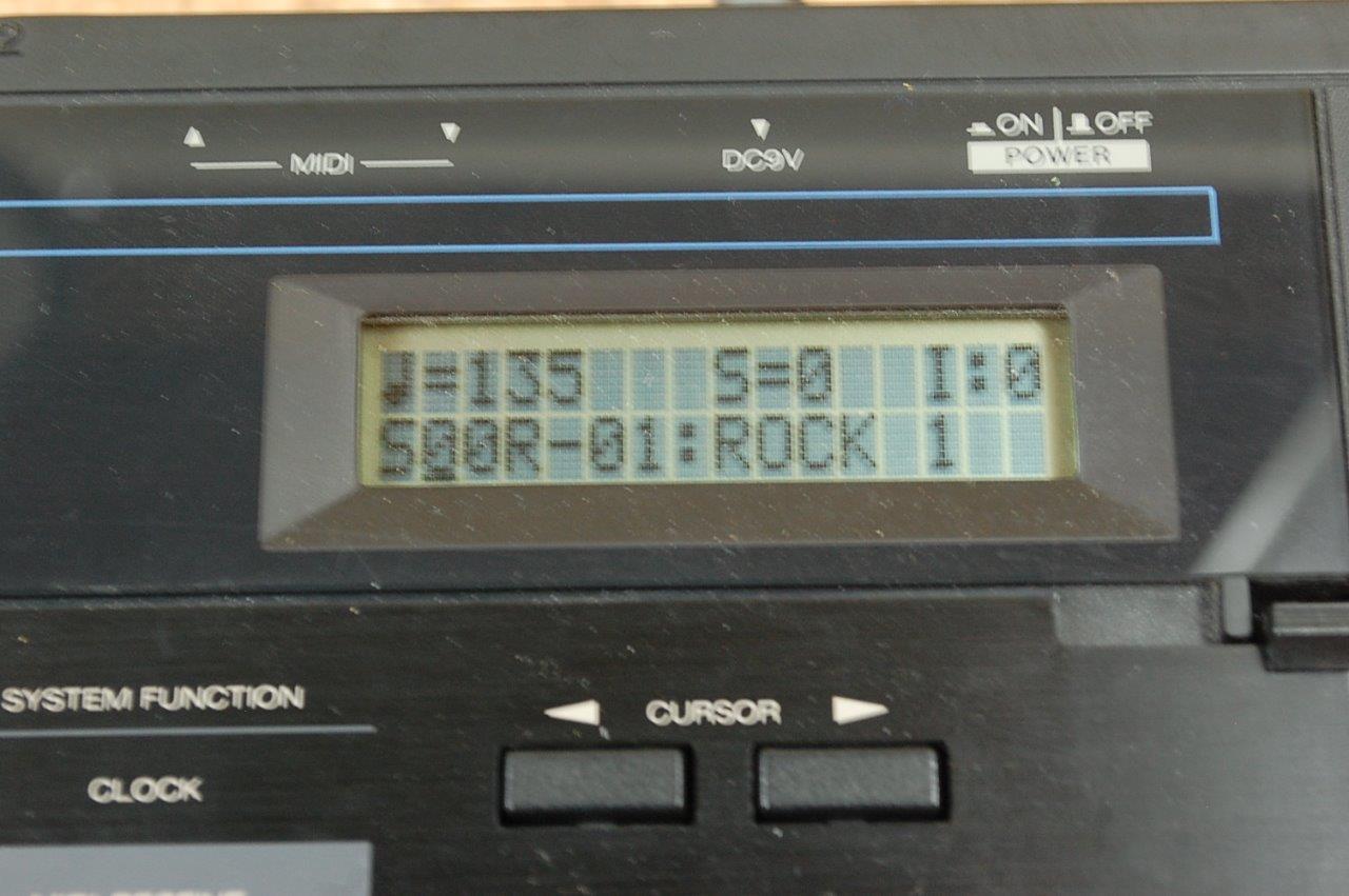programmable drum machine