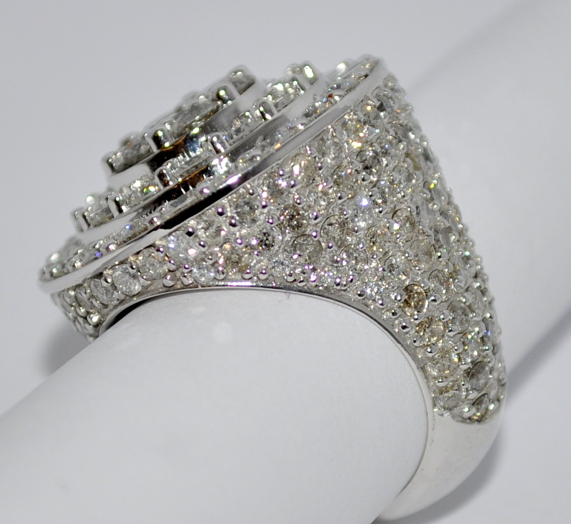 handbig rings micro big right daussi band pin pinterest diamond henri fashion pave
