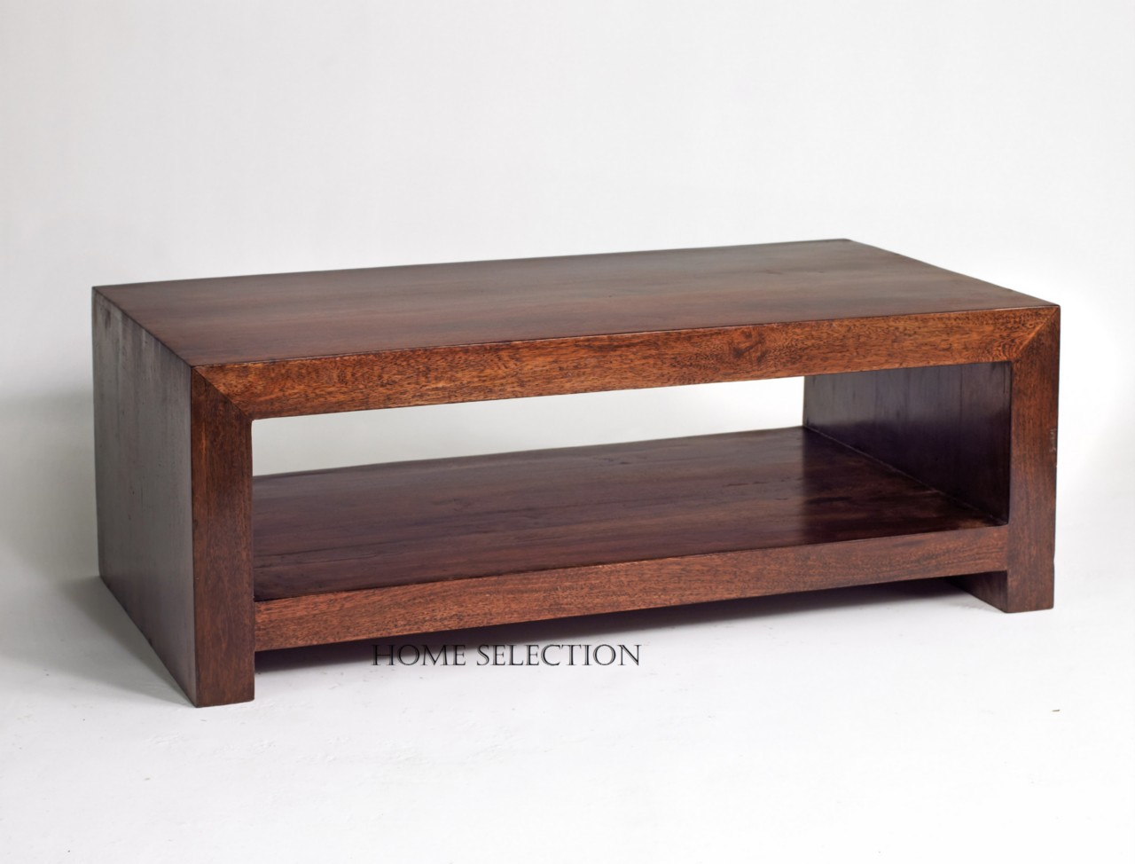 toko solid mango wood coffee table contemporary large ebay. Black Bedroom Furniture Sets. Home Design Ideas
