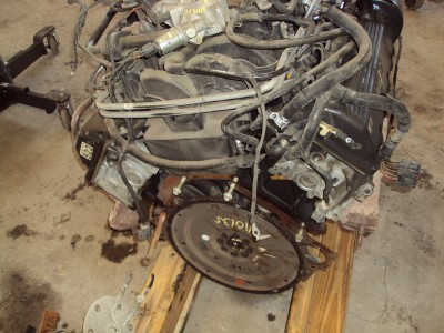 2002 2004 ford f150 5 4l triton v8 engine 130k oem ebay. Black Bedroom Furniture Sets. Home Design Ideas