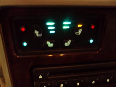 2003 2006 Cadillac Escalade ESV Platinum Tahoe Yukon Center Console