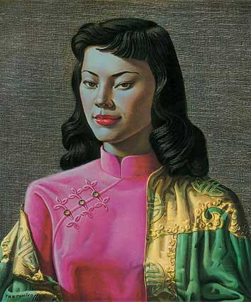 Tretchikoff Painting Ebay Uk
