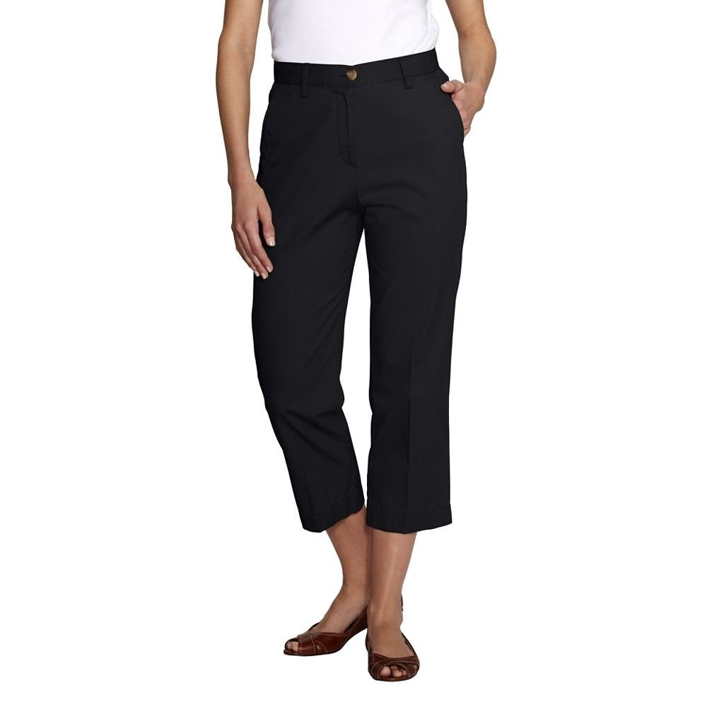 Description: Freshly styled capris are a must-have for every warm-weather wardrobe! Resort capri pants by Alia feature a mock fly front, faux front and back pockets and a discrete, all-around elastic waistline for comfort.