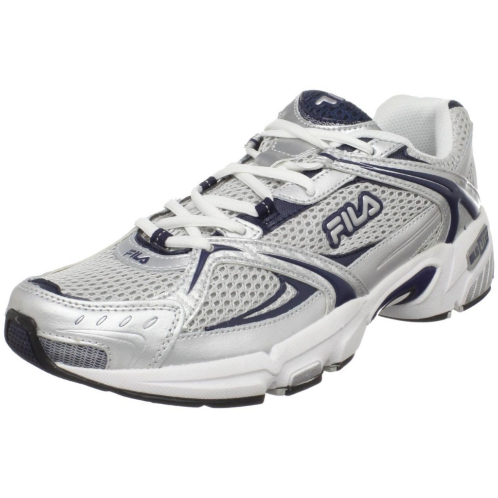 NEW-FILA-MENS-TYTANEUM-RUNNING-TRAINING-ATHLETIC-SNEAKERS-SILVER-WHITE-Many-Szs