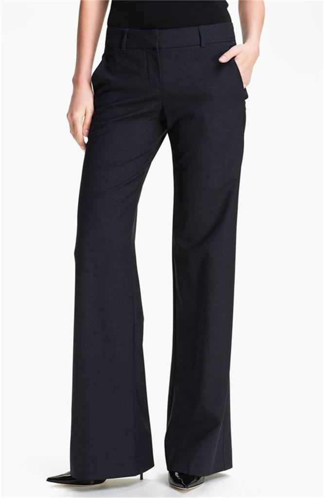 Women's Pants: Dress Pants, Casual & Trousers. When it comes to style and fit why compromise? We know how frustrating shopping for pants can be with all the ever-changing fits and fabrics (and those dressing room mirrors!). dressbarn has the women's pants that will fit you like nothing else from go-to straight and ankle pants to trendy palazzo pants to stretch-infused ponte pants .