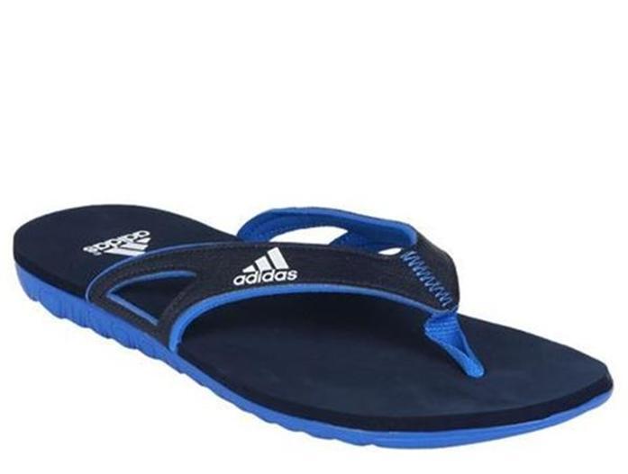 new men 39 s adidas calo 5 m sandal flip flops variety ebay. Black Bedroom Furniture Sets. Home Design Ideas
