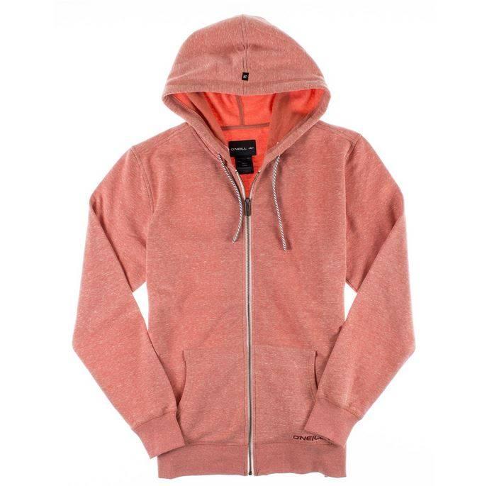 New Men's O'Neill Full Zip Up Fleece Lined Micha Hoodie Hoody