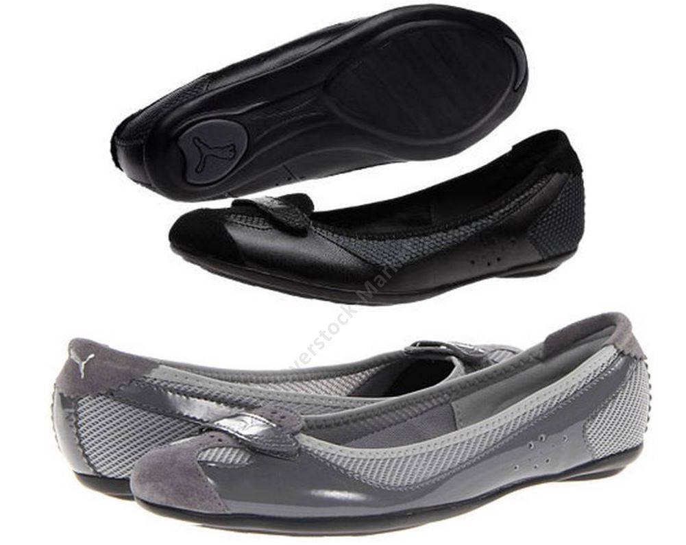 buy puma ballerina flats puma trinomic women silver fine. Black Bedroom Furniture Sets. Home Design Ideas