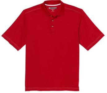 New pebble beach performance golf polo shirt stretch for Pebble beach performance golf shirt