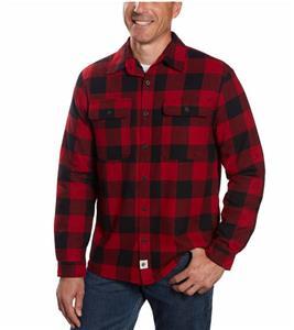 New Men 39 S Boston Traders Sherpa Lined Flannel Jacket