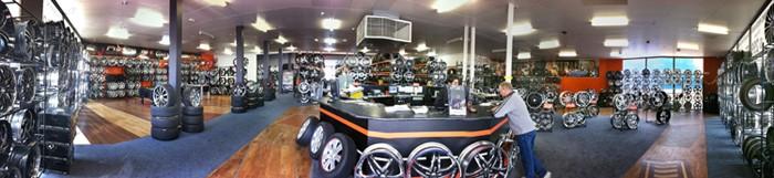 inside shop 180
