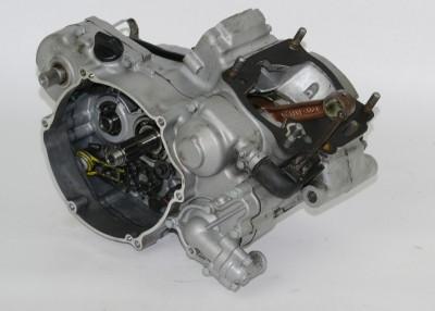 1999 Kawasaki KX125 Stock OEM Engine Motor Bottom End Cases Halfs