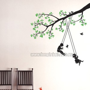 Home Art Removable Wall Sticker Decal for kids room