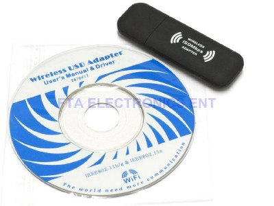 Ethernet Driver on 150mbps 802 11n Wireless N Ethernet Lan Usb2 0 Adapter Internet