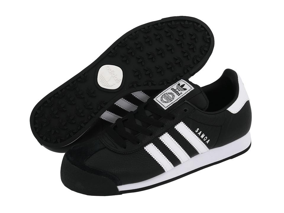 Adidas Samoa Black and White http://www.ebay.com/itm/ADIDAS-SAMOA-BLACK-WHITE-Active-Life-Style-019351-Men-/260714050421