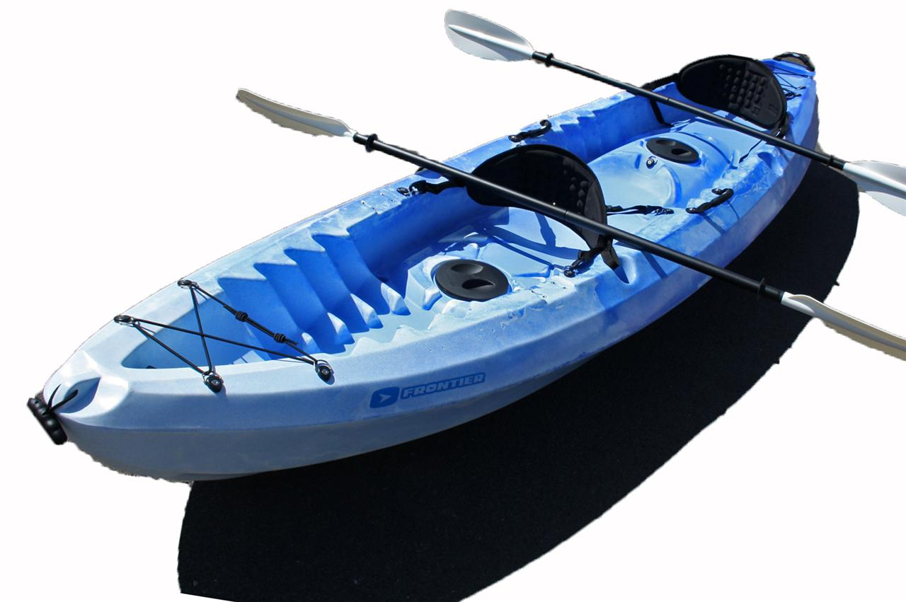 New double frontier torrent sit on top ocean sea fishing for Sea fishing kayak