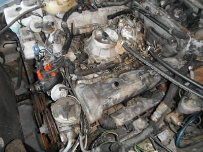 1980 mercedes benz 450sl r107 engine v8 4 5l 42k for 1973 mercedes benz 450sl parts