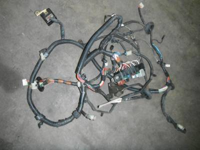 1985 1986 toyota mr2 front trunk wiring harness 1985 1986 toyota mr2 front trunk wiring harness