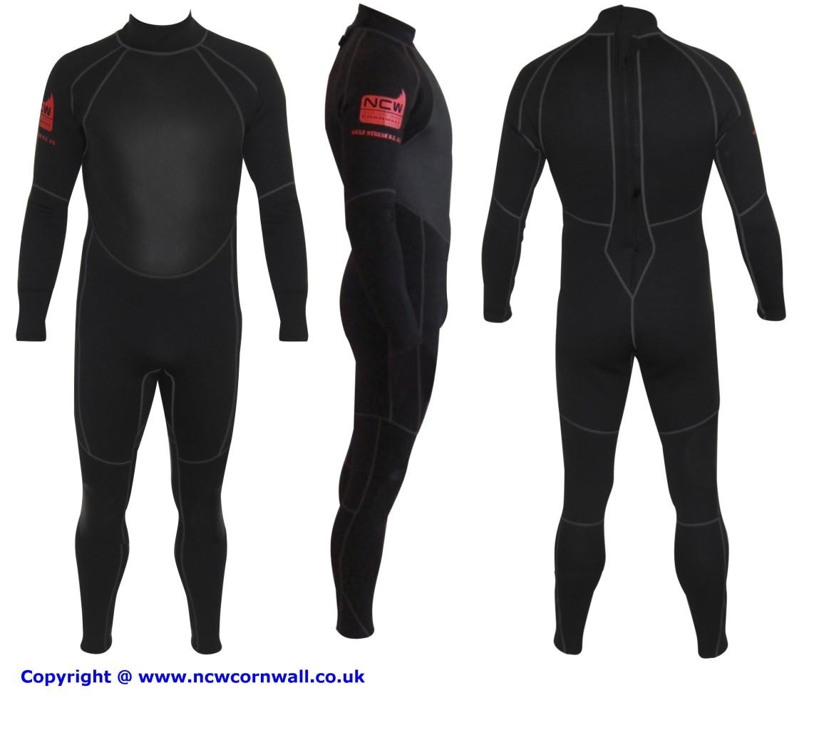 3-2-mm-full-wetsuit-stong-flatlock-seams-surf-wake-ski-sail-kayak-etc