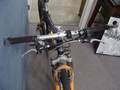 giant atx 970 mountin bike full suspension Mountain bike front & rear