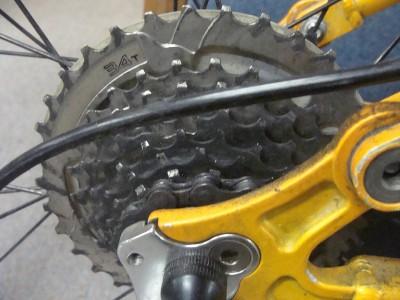 Giant ATX 970 Mountin Bike Full Suspension Mountain Bike Front Rear Suspension