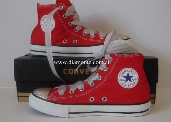 Red-Converse-Shoes-Featuring-Clear-Swarovski-Crystals