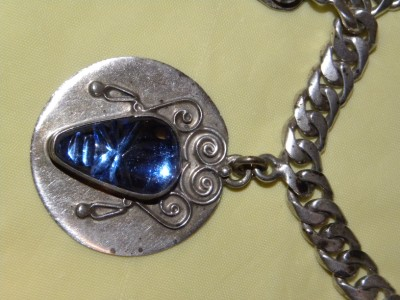 OLD MEXICO MEXICAN TAXCO?STERLING SILVER BRACELET