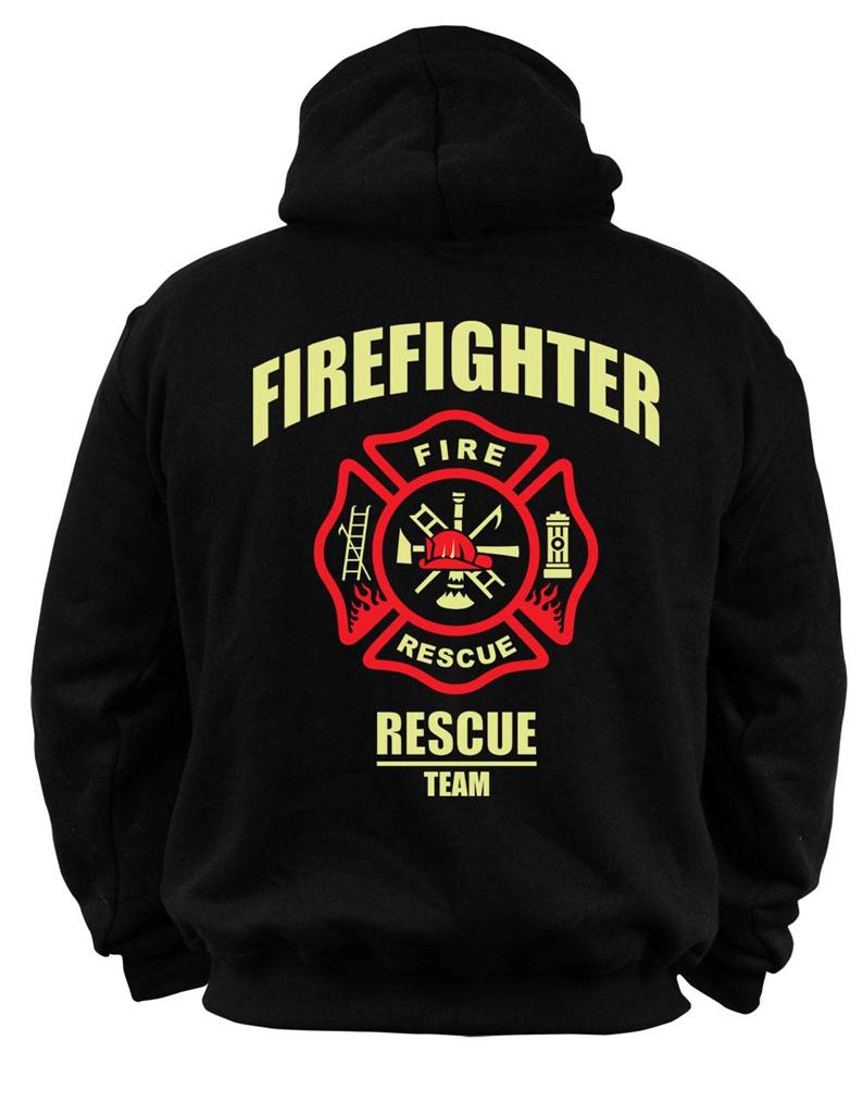 Firefighter hoodies