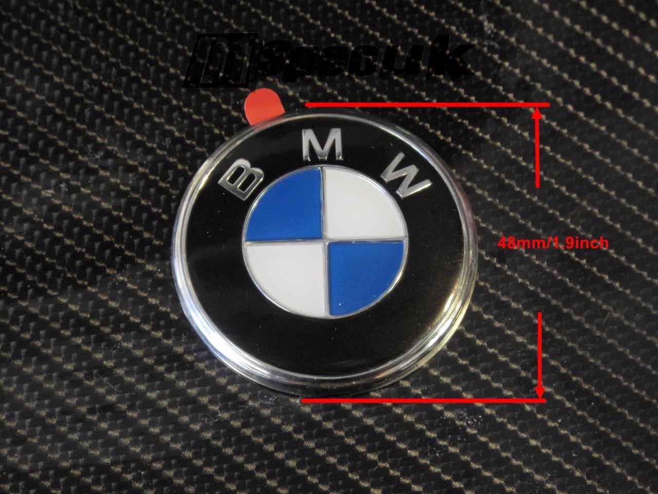 genuine bmw volant autocollant badge logo embl200me 1 2 3 4
