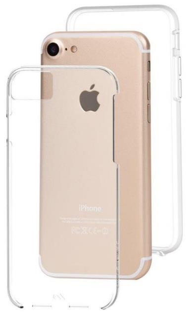 new original case mate naked tough clear cover case iphone. Black Bedroom Furniture Sets. Home Design Ideas