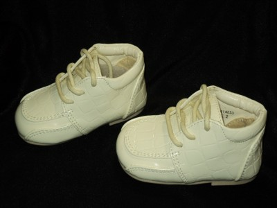 baby ivory beige dress shoes wedding ivorysize6 baby