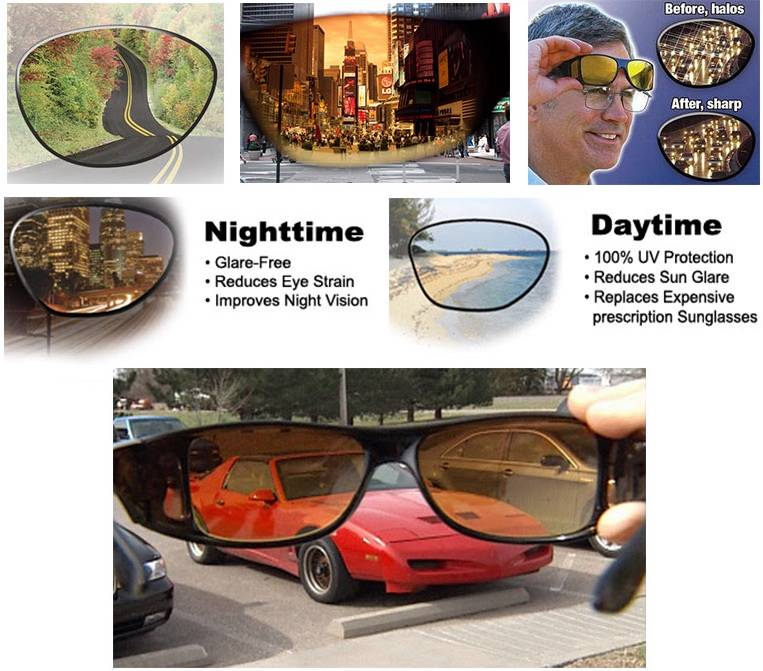 how to know if you need glasses for night driving