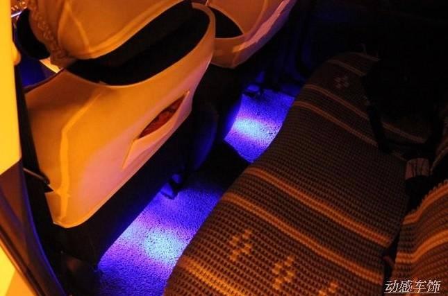 car interior led blue glow mood li end 12 10 2017 12 15 am. Black Bedroom Furniture Sets. Home Design Ideas