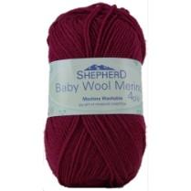 Shepherd Baby 4 Ply Merino