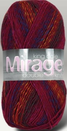King Cole Mirage 8 Ply