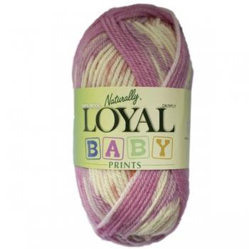 Loyal Baby Prints 8 Ply