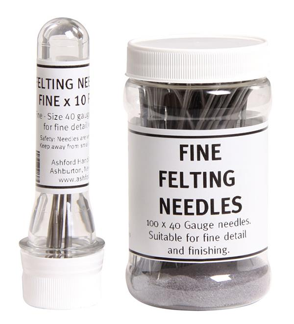 Felting Needles Fine